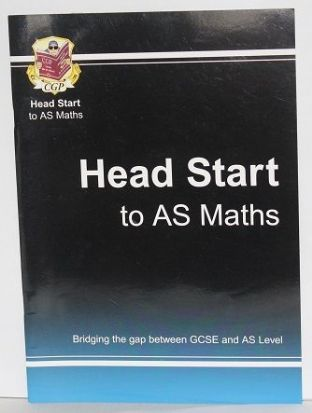 Head Start to AS Maths - 9781841469935